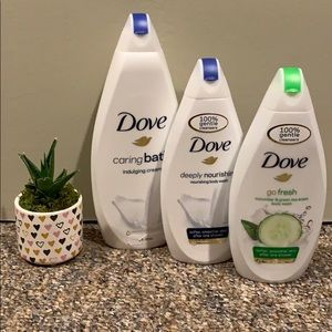 Other - Dove Body wash